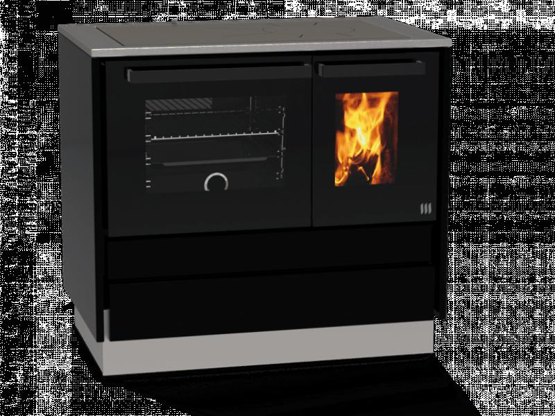 Kochen am Tischherd oder Holzherd von Brunner GmbH
